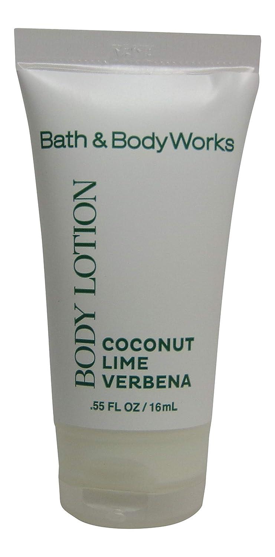 Bath  Body Works Coconut Lime Verbena Body Lotion. Lot of 30 ea