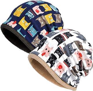 Womens Slouchy Beanie Infinity Scarf Sleep Cap Hat for Hair Loss Cancer Chemo