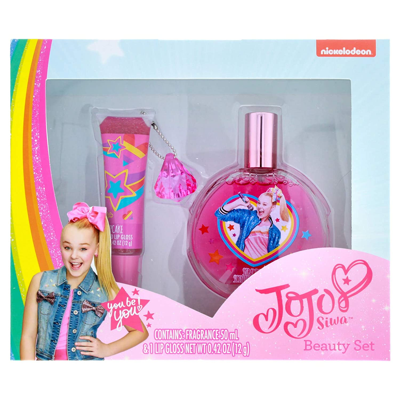JoJo Siwa Girls Beauty Set Colorado Springs Mall Memphis Mall Gloss Fragrance 2pc Lip