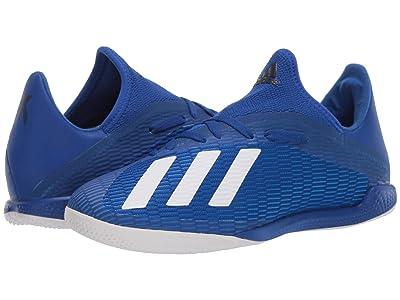 adidas X 19.3 IN (Team Royal Blue/Footwear White/Core Black) Men