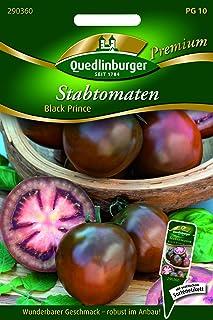 Stab-Tomate, Black Prince Quedlinburger Saatgut Samen 290360