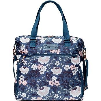 Sarah Wells Lizzy Breast Pump Bag (Le Floral)