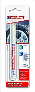 edding e-8050-1-4049 - Marcador para neumáticos, color blanco