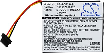 Replacement Battery for Pioneer AVIC-F320BT