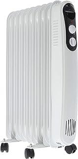 KUKEN radiador de Aceite Termico 9 Elementos 2000W