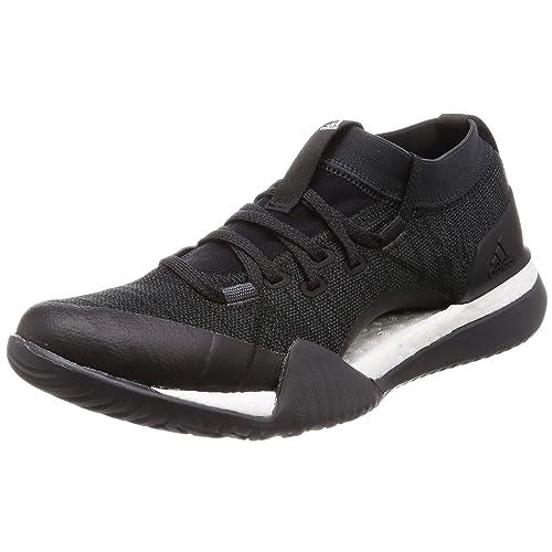 best loved c33cb 28946 adidas Damen Pureboost X Tr 3.0 Fitnessschuhe, schwarz