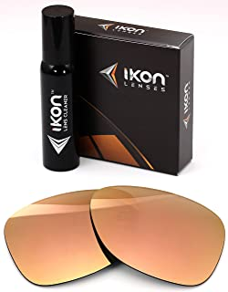 Polarized IKON Replacement Lenses for Oakley Dispatch 2 Sunglasses - 12 Colors