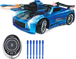 Seckton Smart Voice Remote Control Cars, Best Birthday Gifts for Boys Age 6 Up, 2.4GHz Fast Race Stunt RC Car for Kids, Mo...