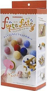 Hamanaka felt ball maker fluoride fluoride Te Te 441-025 (japan import)