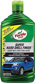 Turtle Wax T-123R Super Hard Shell Liquid Car Wax - 16 oz.