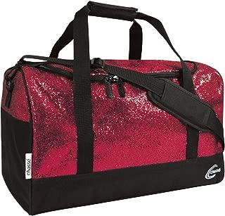 Cheer Duffle Bag For Girls - Cheerleading Glitter Travel Bag