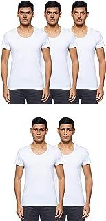 Fruit Of The Loom Men's Better Basics Sleeved Vest - Pack of 5