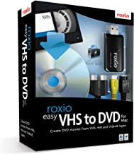 convert vhs to dvd pc