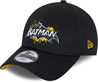 New Era Batman Character Splat 9Forty Kids Snapback Cap