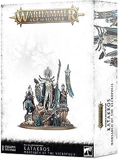 Games Workshop Warhammer 40,000: KATAKROS MORTARCH of The Necropolis