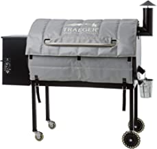 Traeger BAC345 BBQ Grill Insulated Cover Blanket (Renewed)