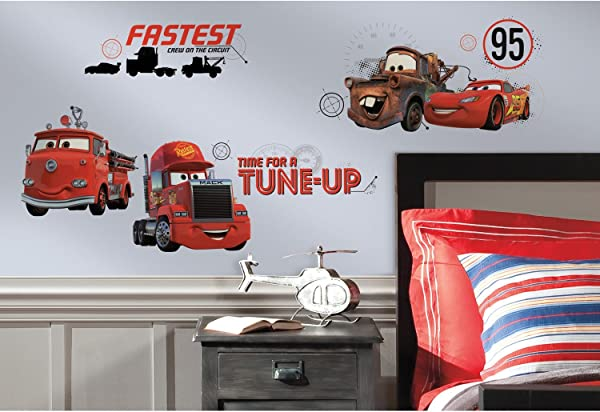 RoomMates RMK2533SCS Wall Decal Multi