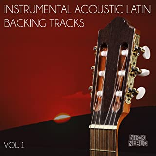 Gipsy Guitar Rumba Backing Track (No Drums)