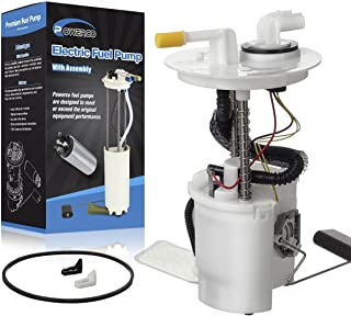 POWERCO Electric Fuel Pump Module Assembly E2435M Replacement for Ford Taurus 2004 2005 2006 2007 3.0L VIN with Sending Unit