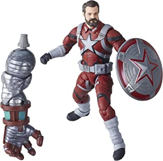 Hasbro Marvel Black Widow Legends Series 6-inch Collectible Red Guardian Action Figure With 1 Accessory, Ages 4 And Up