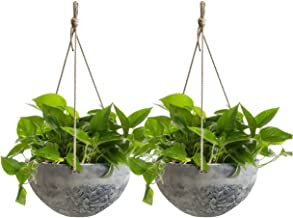 Best marble hanging planter Reviews