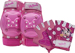 minnie mouse knee pads