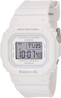 Casio Baby-G Women's Grey Dial Resin Band Watch