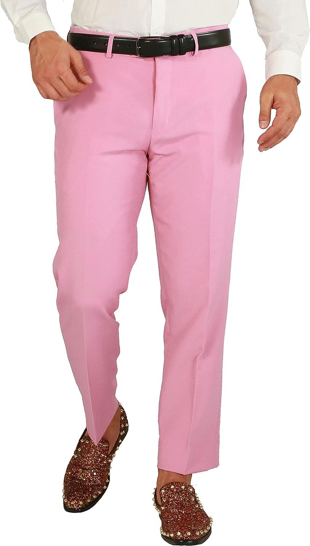 Paul Lorenzo Mens Slim Fit 2 Piece Suit   Slim Fit Suit   2 Piece Suit