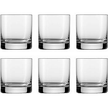 Schott Zwiesel 7544317 Iceberg - Juego de 6 Vasos de Whisky, Cristal, 40 cl, Transparente: Amazon.es: Hogar