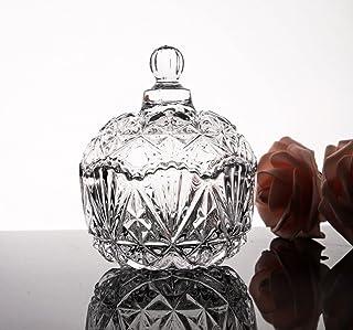 Amazon.es: fuente de cristal con tapa