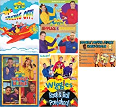 The Wiggles New Era Collection: Disney TV Series (Episodes, Songs, & More!) with Bonus Art Card