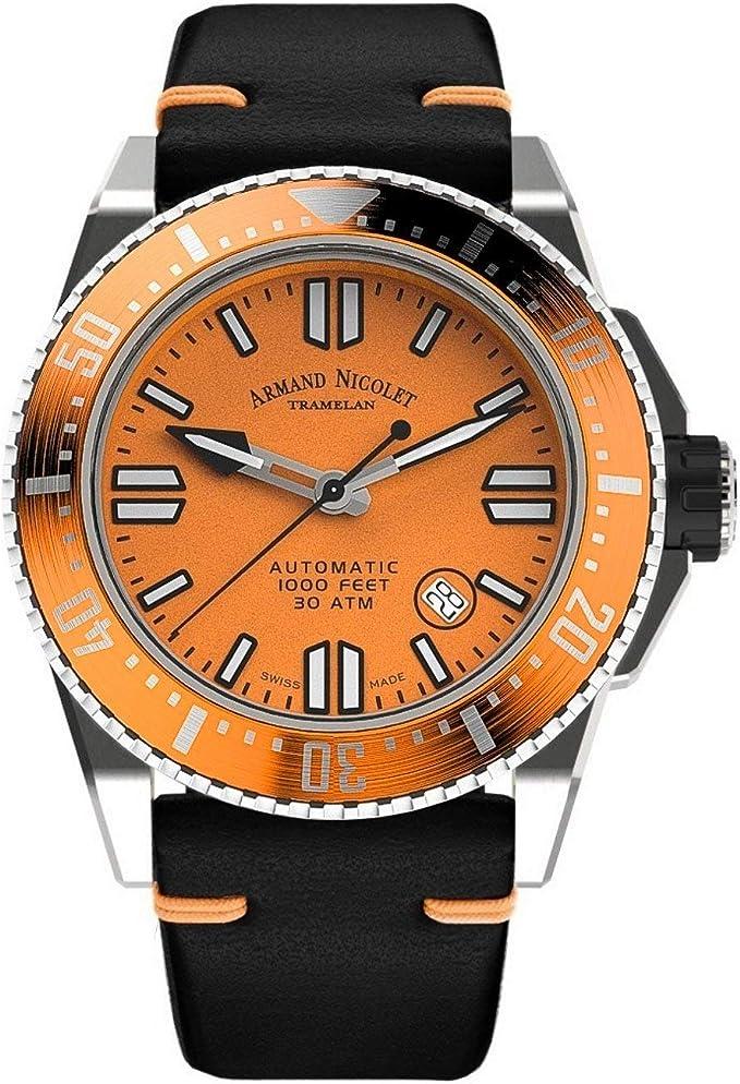 Relojes Armand Nicolet