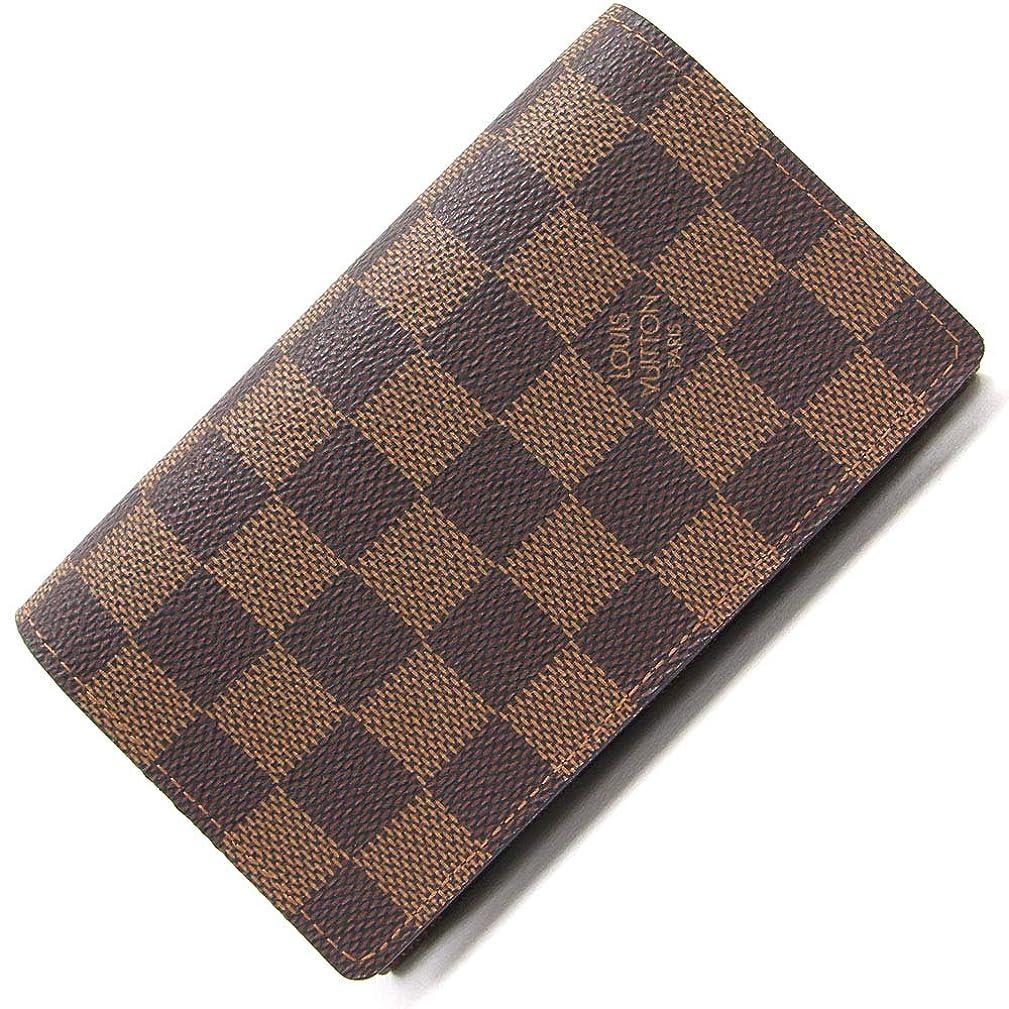 少数イル委員長LOUIS VUITTON(ルイヴィトン) L字ファスナー財布 ダミエ ポルトフォイユ トレゾール N61736 中古 ウォレット レザー LOUIS VUITTON [並行輸入品]