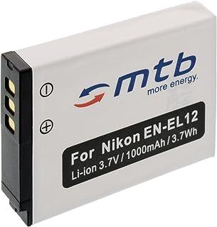 Suchergebnis Auf Für Nikon Coolpix S710 Ladegeräte Akkus Ladegeräte Netzteile Elektronik Foto