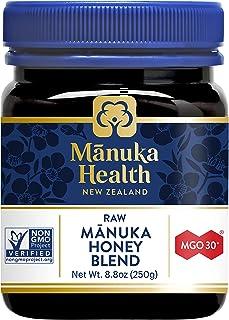 Manuka Health - MGO 30+ Manuka Honey Blend, 100% Pure New Zealand Honey 250G