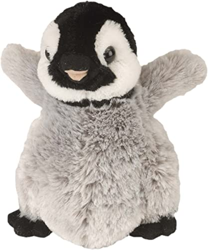 Wild Republic Penguin Plush, Stuffed Animal, Plush Toy, Gifts for Kids, Cuddlekins 8 inches (10844)