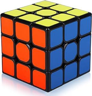 Maomaoyu Speed Magique 3x3 Smooth Cube pour Enfants et Adultes