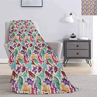 bananafish dinosaur bedding
