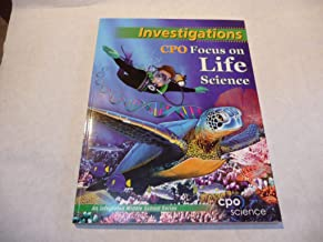 Investigations CPO Focus on Life Science