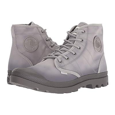 Palladium Pallabrousse TX (Ash/Dark Gull Grey) Lace-up Boots