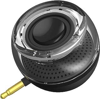 Merlin Speaker For Mobile Phone, Black, Sonic Orb (683405476337)