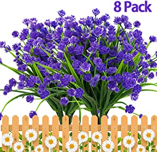 Best artificial outside flowers Reviews