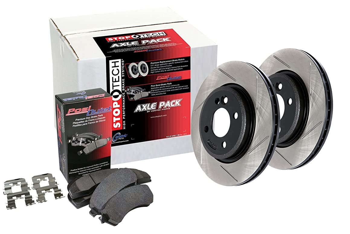 StopTech 934.33061 Street Axle Pack