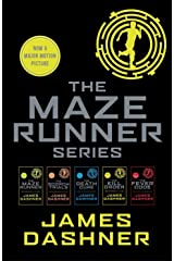 The Maze Runner collection: all five books in the multi-million bestselling series Kindle Edition