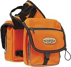 Weaver Trail Gear Pommel Bags Orange