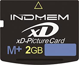 xD-Picture Card 2GB (Type M+) 2 GB XD Flash Memory Cards for Olympus Fuji Fujifilm Digital Camera