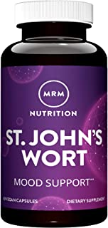 St. John's Wort 0.3% Hypericin 450mg Two-a-Day!
