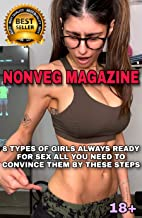 Find those target which are easy to hit: NONVEG MAGAZINE