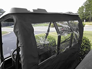 Mid Size Polaris Ranger Dust Panel 04016