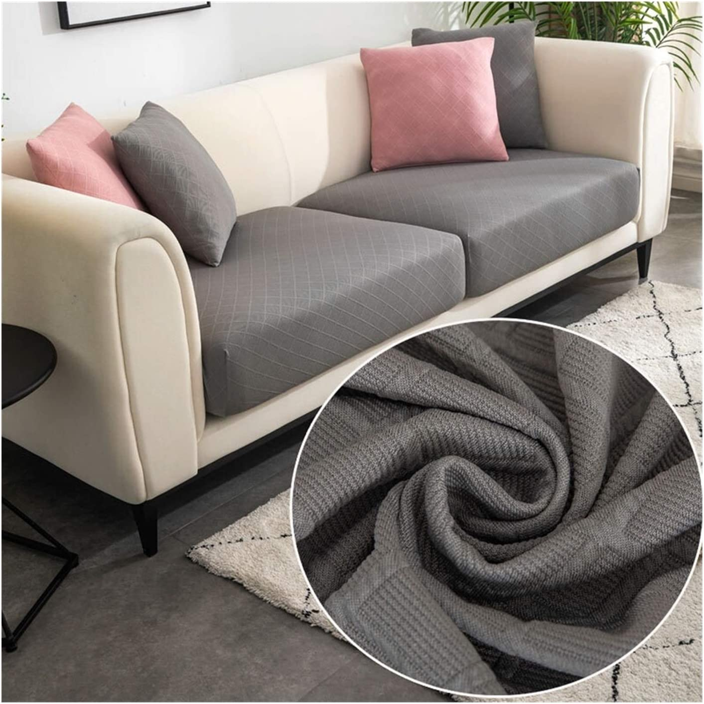 JPMSB Max 48% OFF Solid Color Furniture Protector 55% OFF P Sofa Cover Cushion
